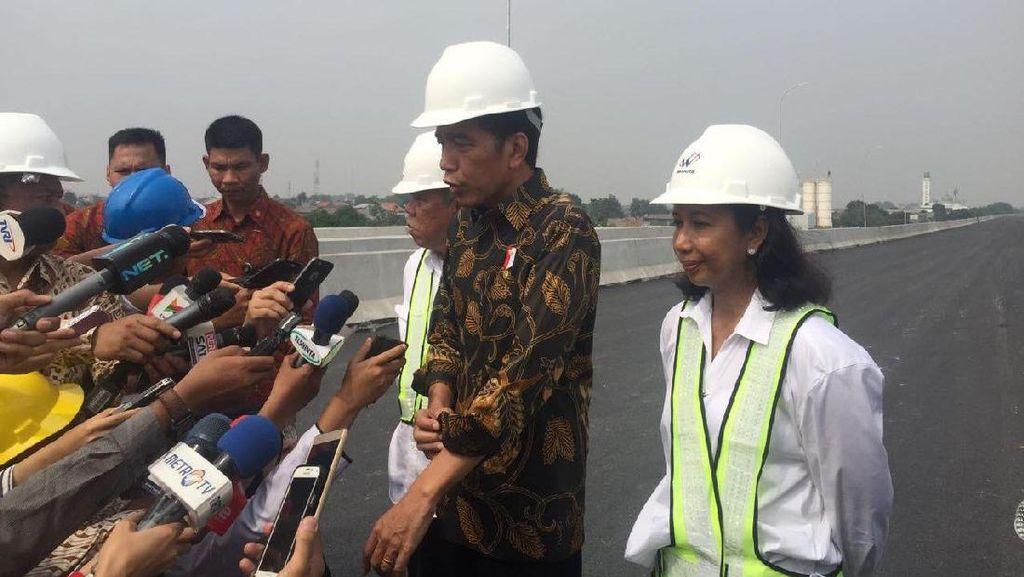 Jokowi Yakin Demo 4 November Tidak Ganggu Investor