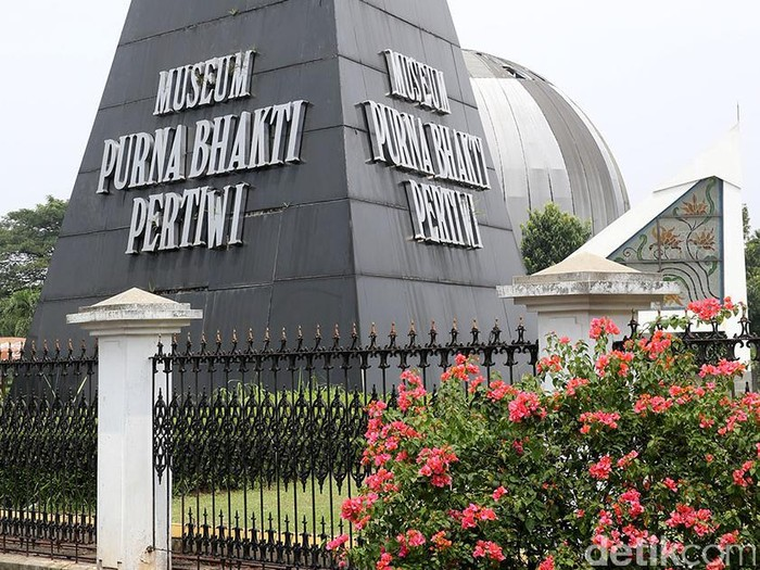 Museum Purna Bhakti Pertiwi (MPBP)  TMII