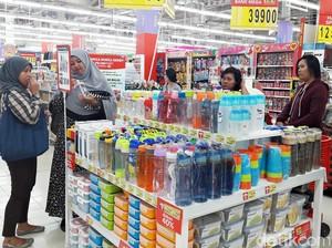 Diskon Tempat Bekal di Transmart Carrefour