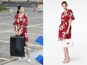 Daftar Baju High End yang Dipakai Gong Hyo Jin di Drama Jealousy Incarnate