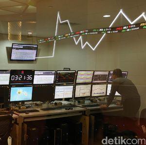 Mayoritas Bursa Asia Tumbang, IHSG Melempem ke 5.867