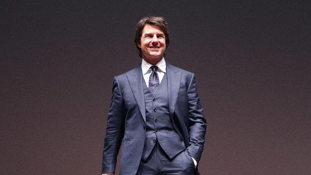 Teriakan Kocak Tom Cruise di Film The Mummy Laris Jadi Ringtone