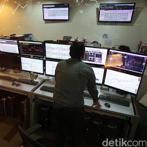 Mengekor Bursa Global, IHSG Jatuh ke 5.984