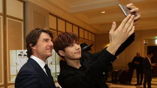 Daebak! Aksi Tom Cruise dan Infinite di Premiere Jack Reacher: Never Go Back