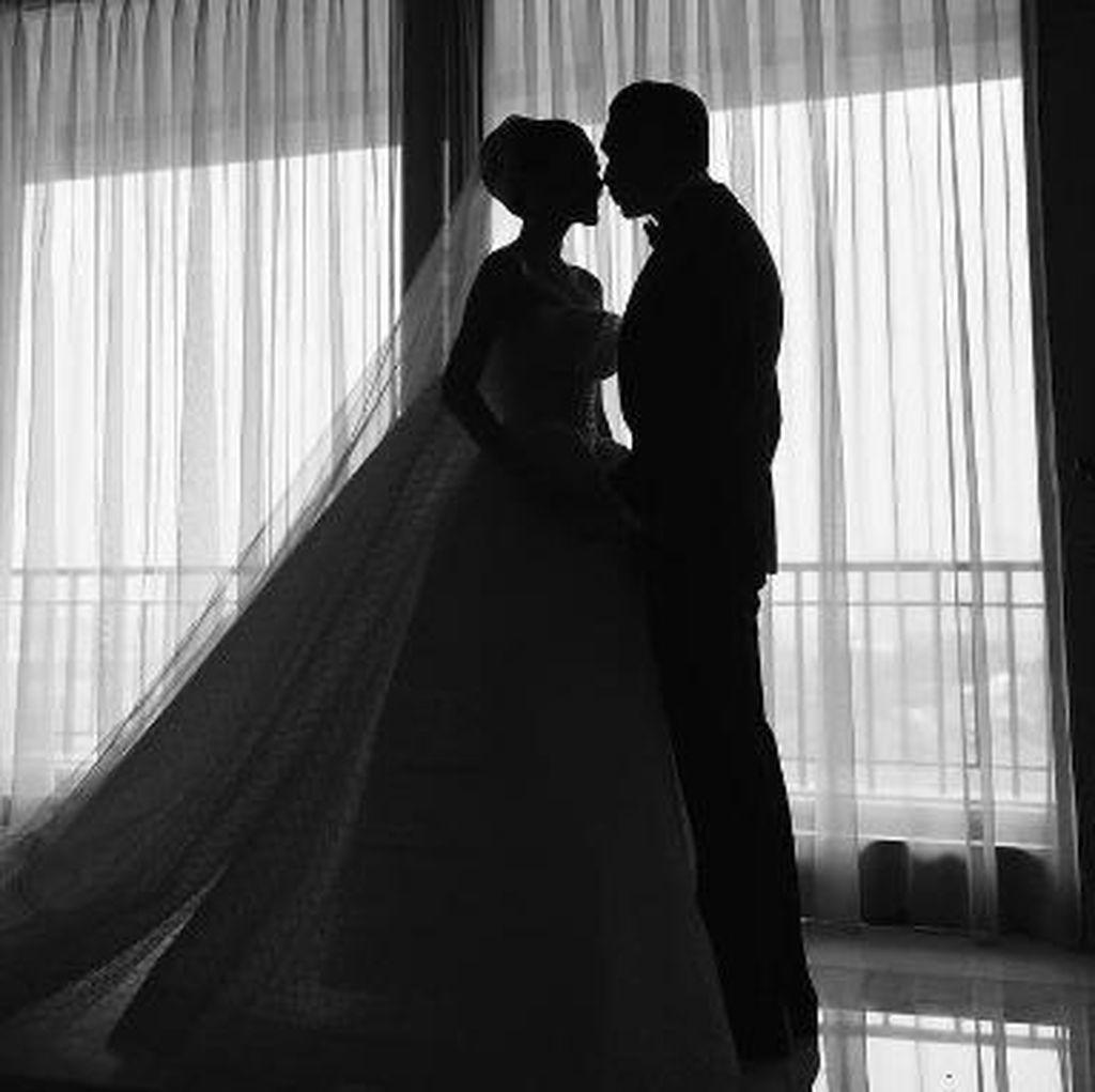 Sandra Dewi Siarkan Pernikahannya Live di Facebook
