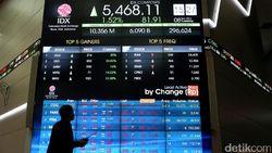 Bursa Asia Rontok, IHSG Menguat Tipis ke 6.295