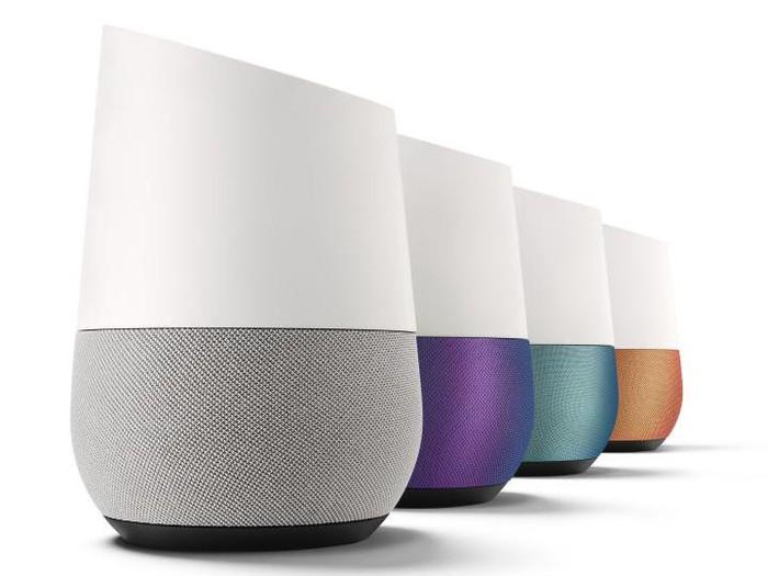Google Home. Foto: Google