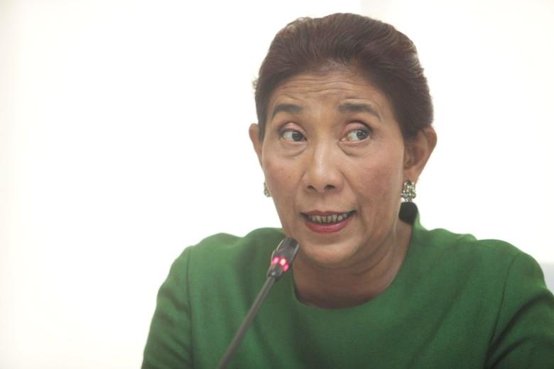 Menteri Susi Dianugerahi Gelar Doktor Honoris Causa dari Undip Semarang