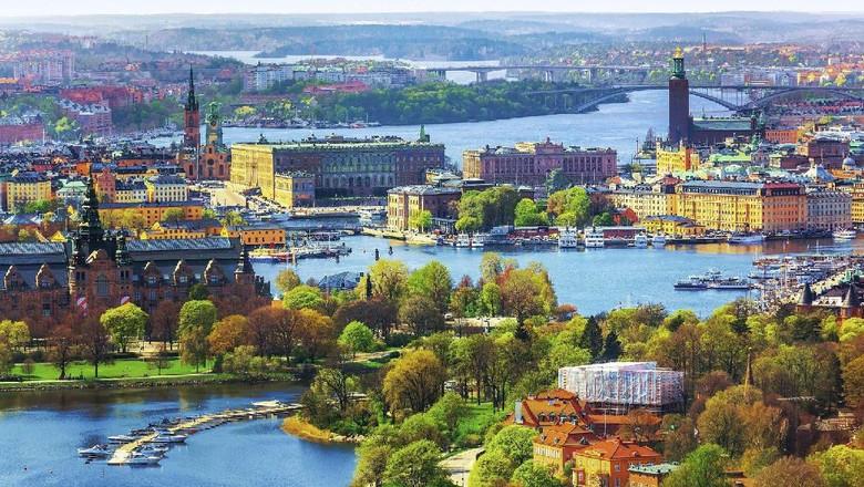 Ilustrasi Stockholm (Thinsktock)
