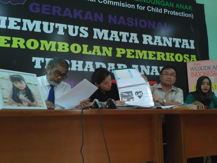 Foto: Kasus Gaby yang Tewas Tenggelam Mangkrak (Bartanius Dony/detikcom)