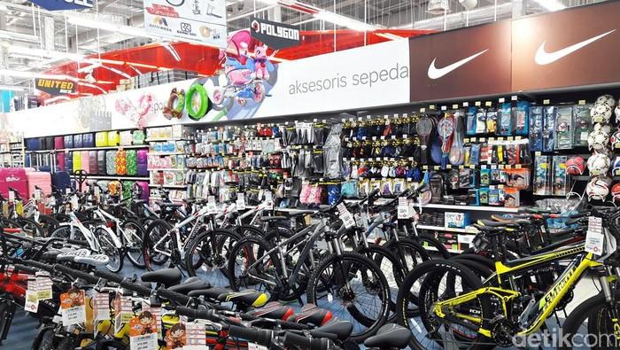 Diskon 30 Aneka Sepeda Di Transmart Carrefour