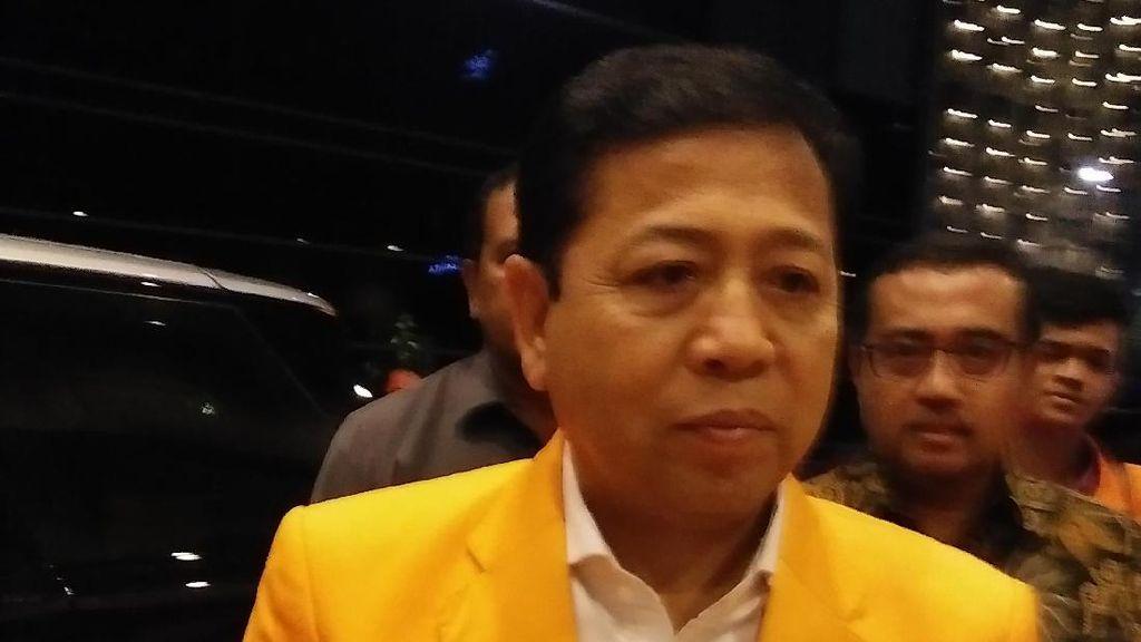 Chappy Hakim Jadi Presdir Baru Freeport Indonesia, Ini Kata Setya Novanto
