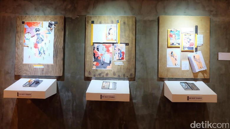 Pameran WUSINWUG: Seni Bercampur Aduk dengan Fashion Eksperimental!