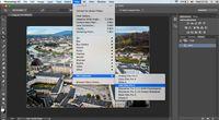 Lokasi plug-in efek HDR di photoshop usai diunduh gratis.