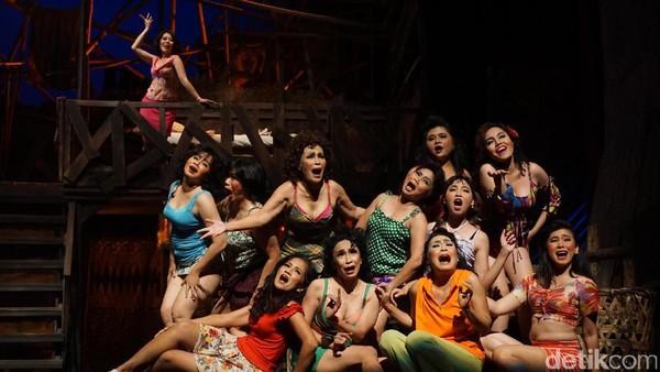 Maret, Teater Koma Pentaskan Opera Ikan Asin di Ciputra Artpreneur Theatre