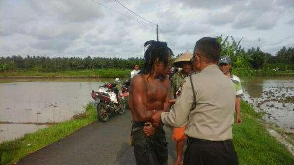 Polisi: Bagi yang Lihat Orang Gila Berkeliaran, Infokan ke Kelurahan