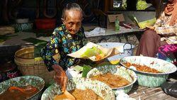 Mbah Lindu Wafat, 80 Tahun Meracik dan Menjual Gudeg