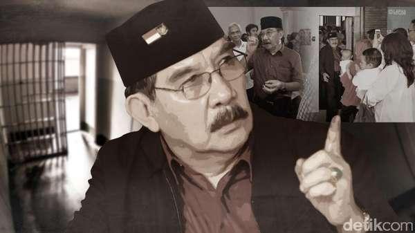 Lika-Liku Tragedi Antasari Azhar