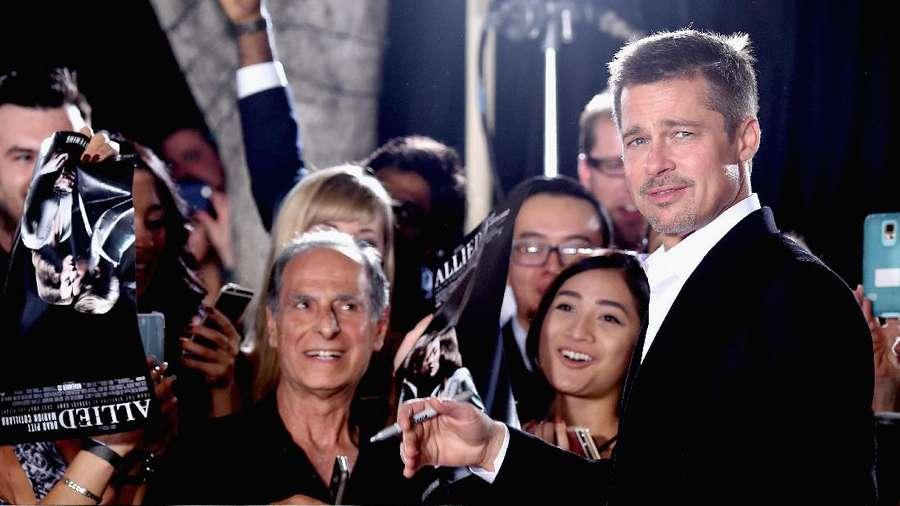 So Sad! Usai Cerai, Brad Pitt Makin Kurus