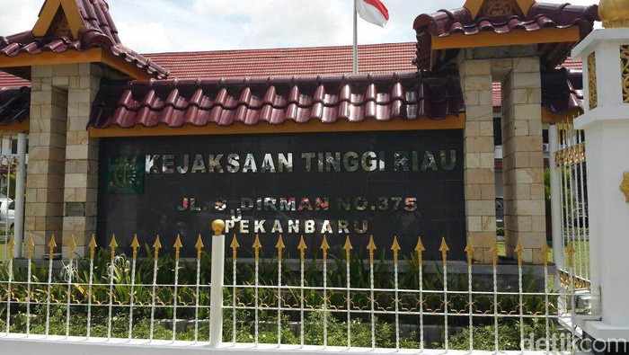 Kantor Kejati Riau