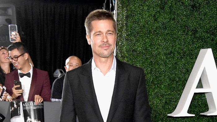 Brad Pitt. Foto: Frazer Harrison/Getty Images