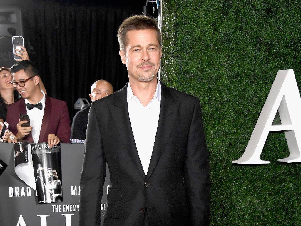 Perceraian Kian Alot, Brad Pitt Merasa Angelina Jolie Manipulasi Anak