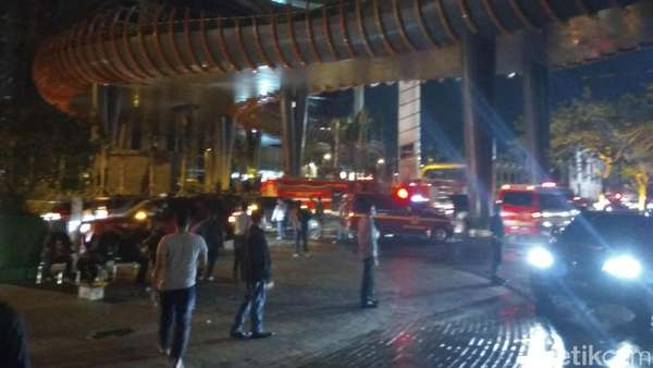Polisi Panggil Tiga Saksi Terkait Kebakaran di Apartemen Neo Soho