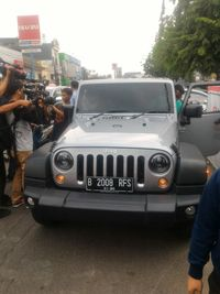 Jeep Rubicon Ahok.
