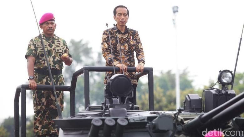 Jokowi: Usut Tuntas Pelemparan Bom Molotov di Depan Gereja di Samarinda