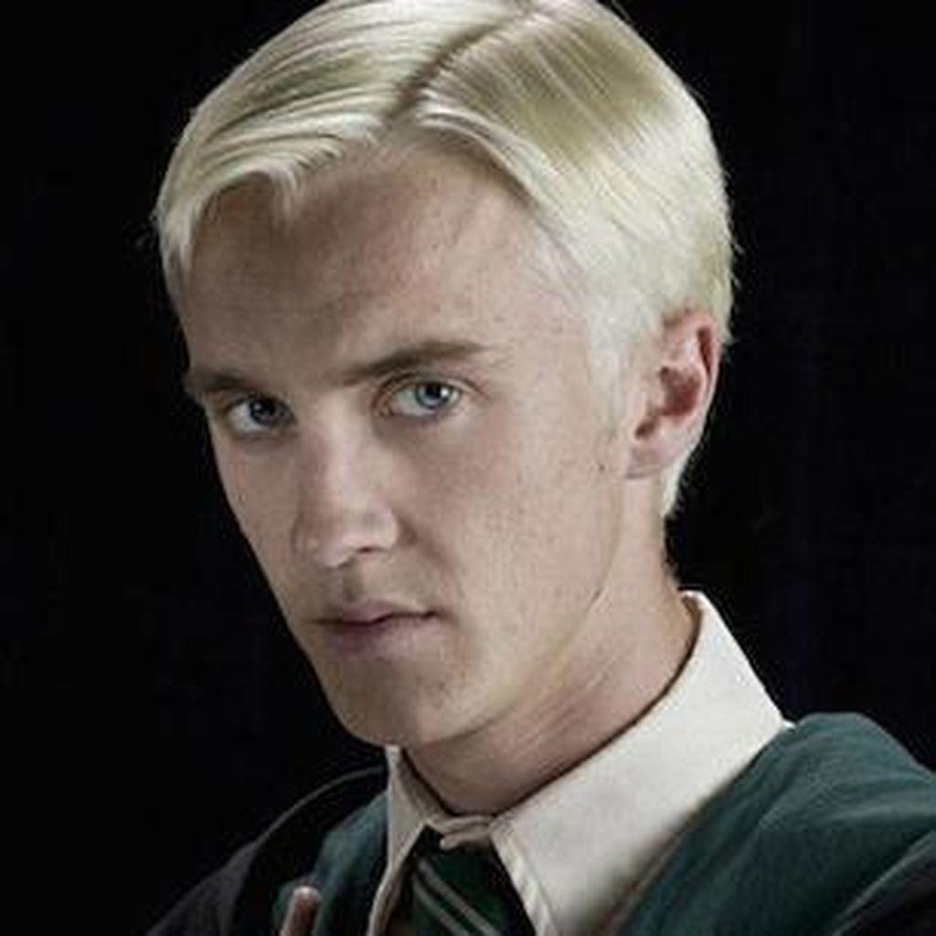 Reuni Film Harry Potter! Keluarga Malfoy Berkumpul Saat Social Distancing