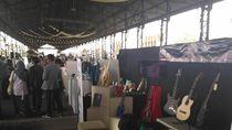 Aneka Produk Kreatif Indonesia Tampil di Festival Indesignation