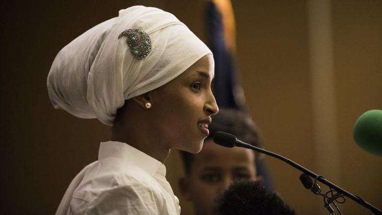 Afrika Puji Ilhan Omar, Eks Pengungsi yang Jadi Anggota Kongres AS