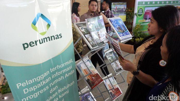 Perumnas/Foto: Rachman Haryanto