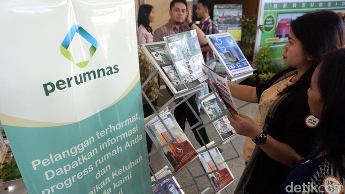 Pameran Perumahan Rakyat 2016 digelar di Gedung Smesco, Jakarta Selatan, Jumat (11/11). Perumnas turut memeriahkan pameran tersebut.