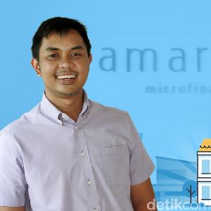 Sosok Andi Taufan Garuda Putra, Bos Pinjaman Online yang Jadi Stafsus Jokowi