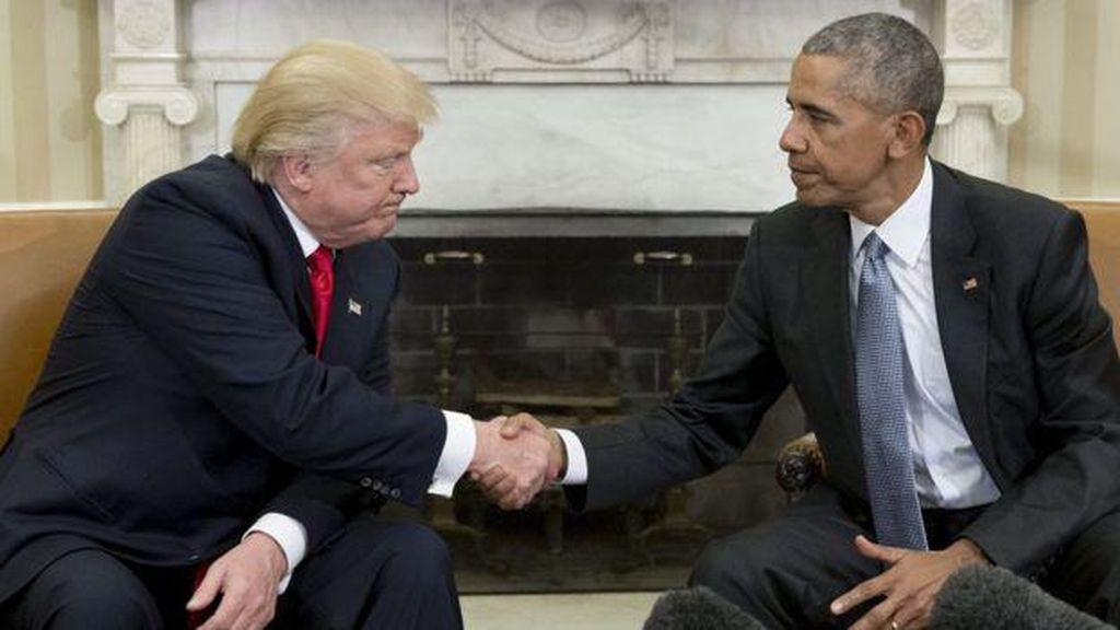 Soal Iran, Trump Salahkan Era Obama