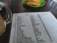 Harga kopi di kedai kopi Aceh ramah di kantong (Foto: Nograhany WK)