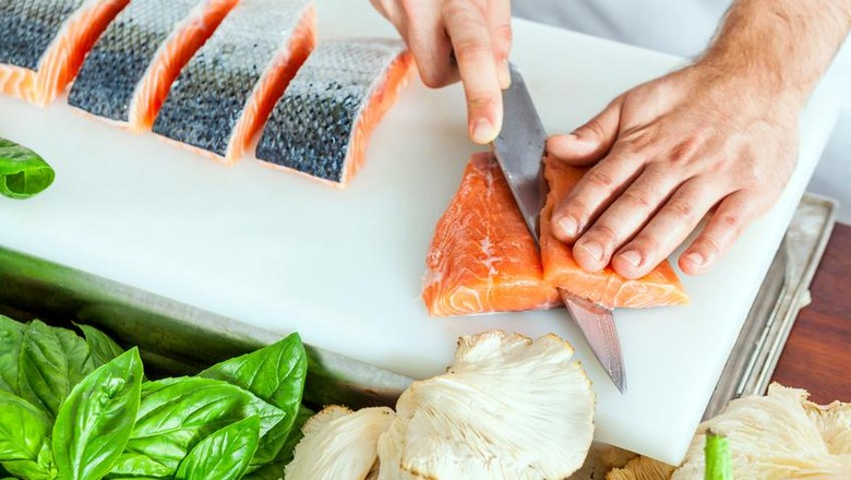 Bunda Hamil? Konsumsi Jenis Ikan Ini Bantu Kuatkan Janin Lho/ Foto: iStock