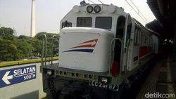 Kereta Api Lodaya Tambahan Anjlok di Nagreg