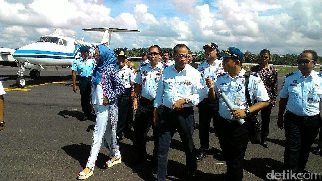 Menhub Buka Izin Rute Penerbangan ke Tasikmalaya dan Pangandaran