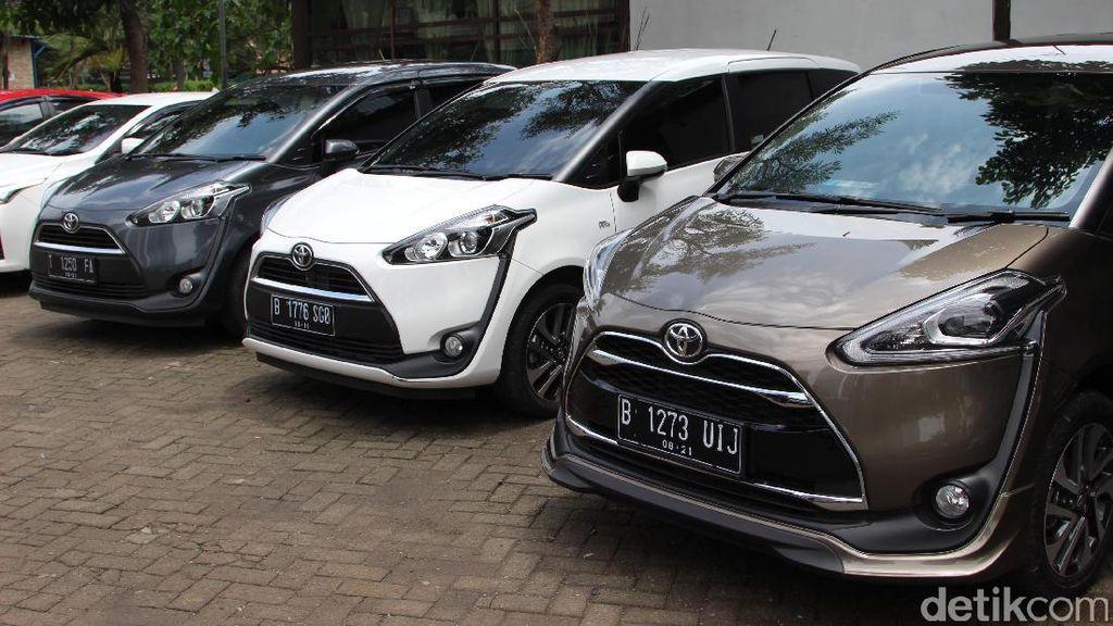 Penjualan Sienta Kok Mulai Kendor, Toyota?