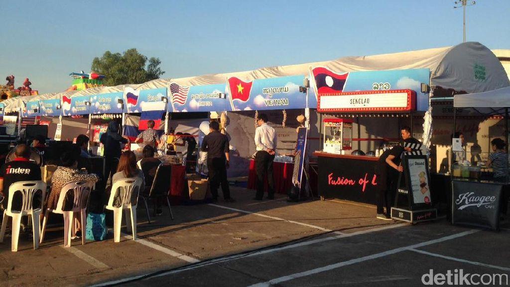 Indonesia Jadi Penyelenggara ASEAN Plus Music & Culinary Festival di Laos