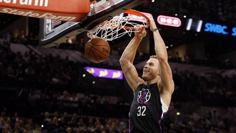 Bintang Clippers Ini Merapat ke Pistons