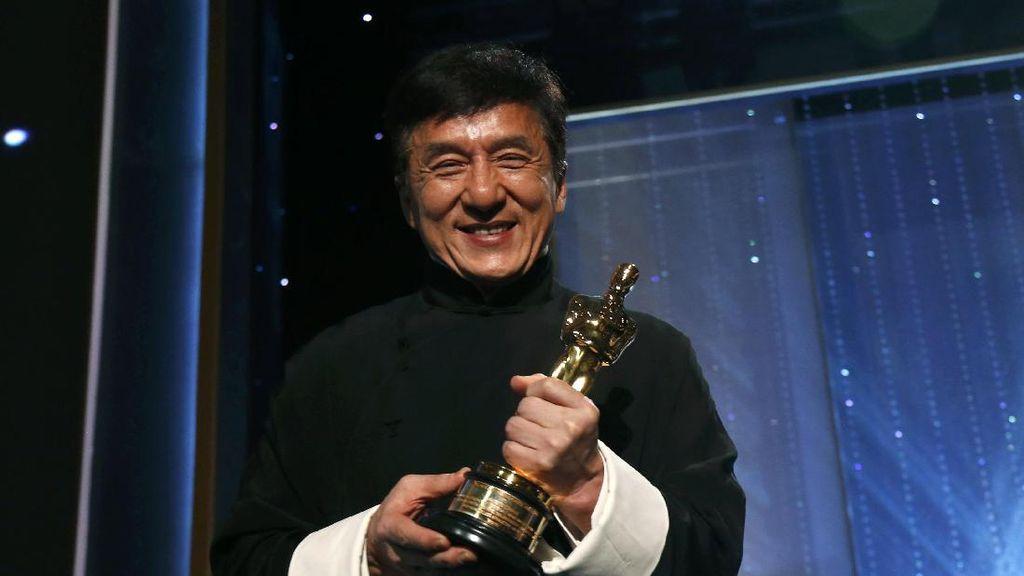 Jackie Chan dan Hoax Positif Virus Corona
