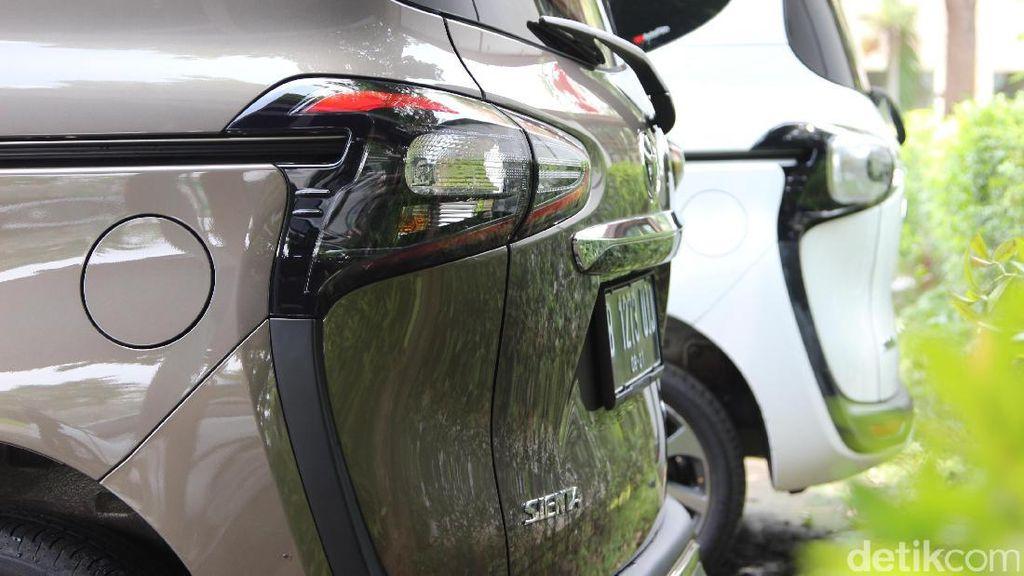 Napas Toyota Sienta Megap-megap