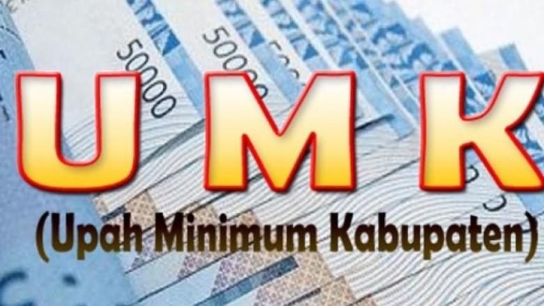 UMK 2018 Digedok, Ini Daftar UMK 38 Daerah di Jatim