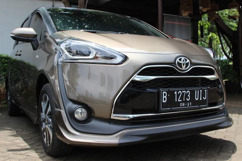 Toyota Sienta. Foto: M Luthfi Andika