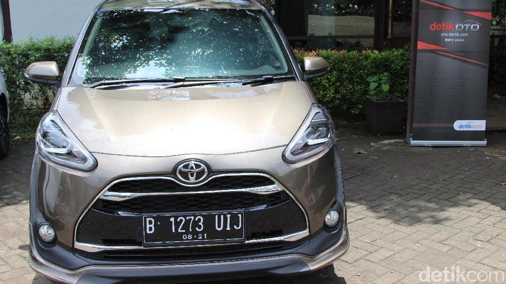 Toyota Pertimbangkan Sienta di Indonesia Usung Hybrid