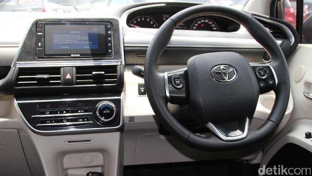 Toyota Desain Sienta untuk Long Hour Drive