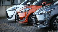 7 Fitur Unik dan Keren di Toyota Sienta